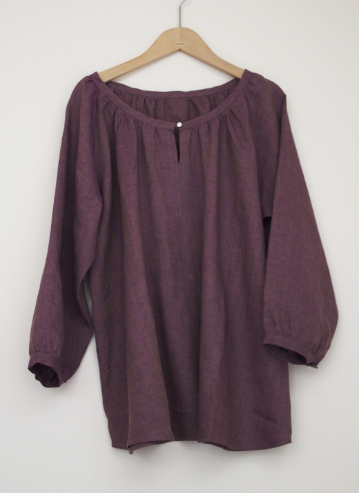 No.107 Raglan sleeves blouse photo