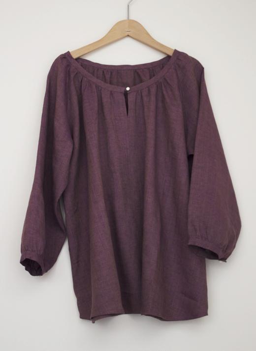 Pattern No 107 Raglan Sleeves Blouse No 107ラグランスリーブのブラウス型紙